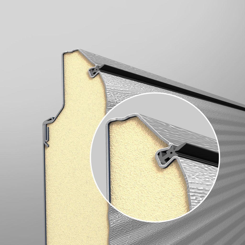 Морозостойкий EPDM-уплотнитель